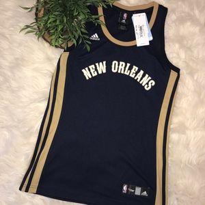 Adidas New Orleans Pelicans NBA Replica Jersey